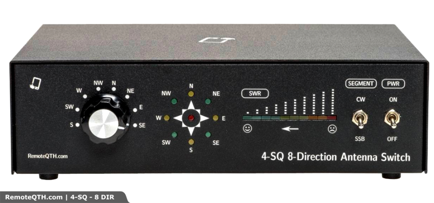 TX antenna - 4SQ-8DIR NEW 8 directions 4SQ antenna
