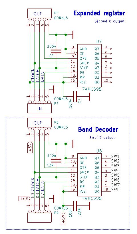 Band decoder MK2 - RemoteQTH com/wiki