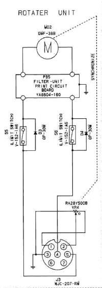 rotator module version 3 2 remoteqth com wiki Elevation Rotor at Yaesu Rotor Wiring Diagram